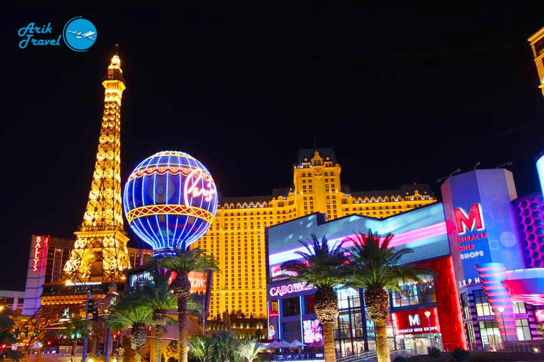 On the way to Sin City? This is the ultimate checklist for your Vegas trip